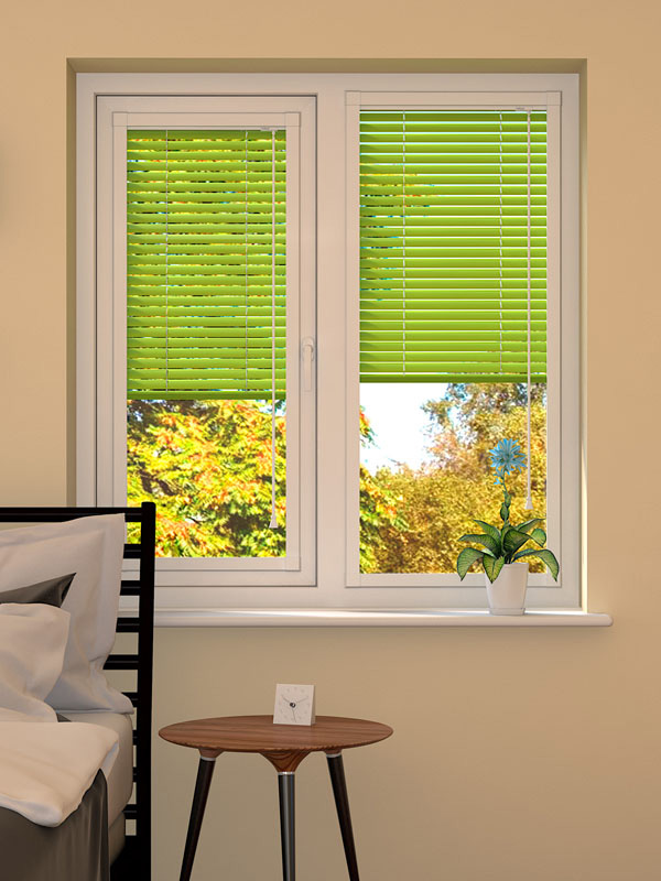 Apple Green Perfect Fit Blind
