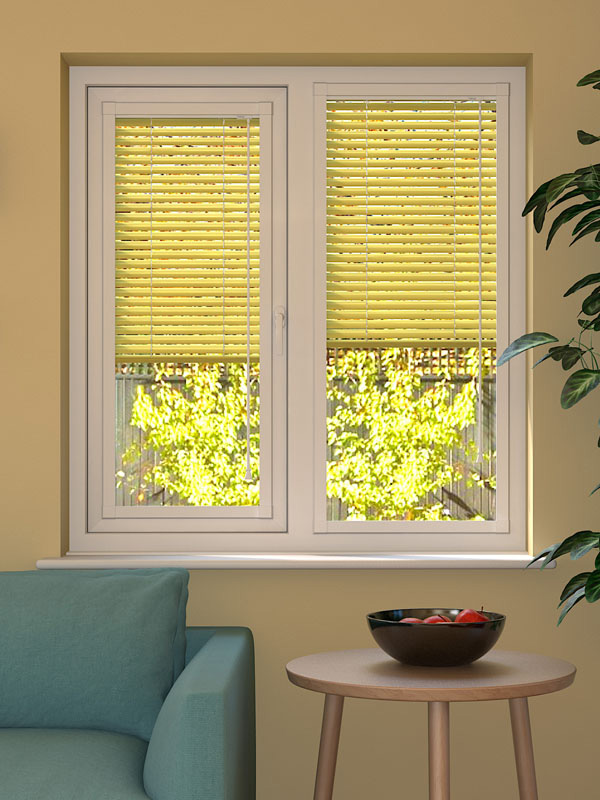 Lemon Perfect Fit Blind