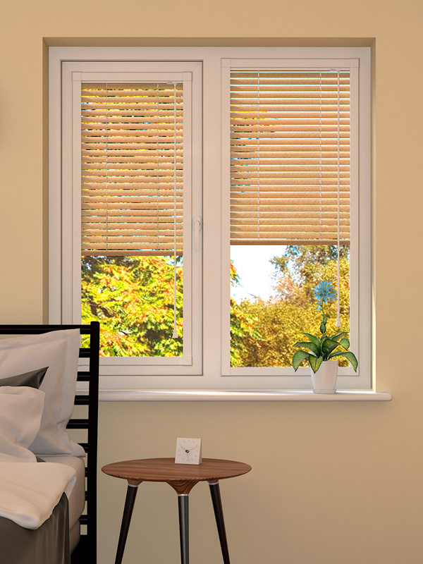 Aliwood English Pine Perfect Fit Blind