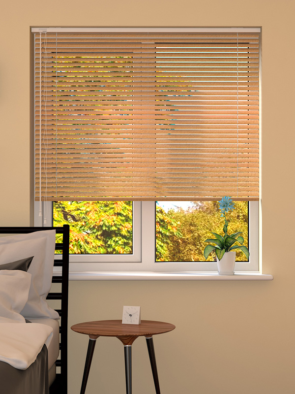 Aliwood English Pine Venetian Blind
