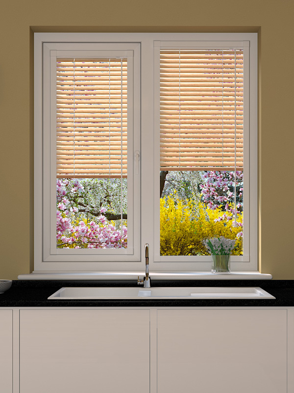Aliwood Limed Oak Perfect Fit Blind