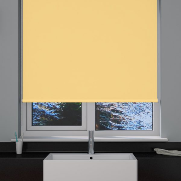 Daffodil Blackout Roller Blind