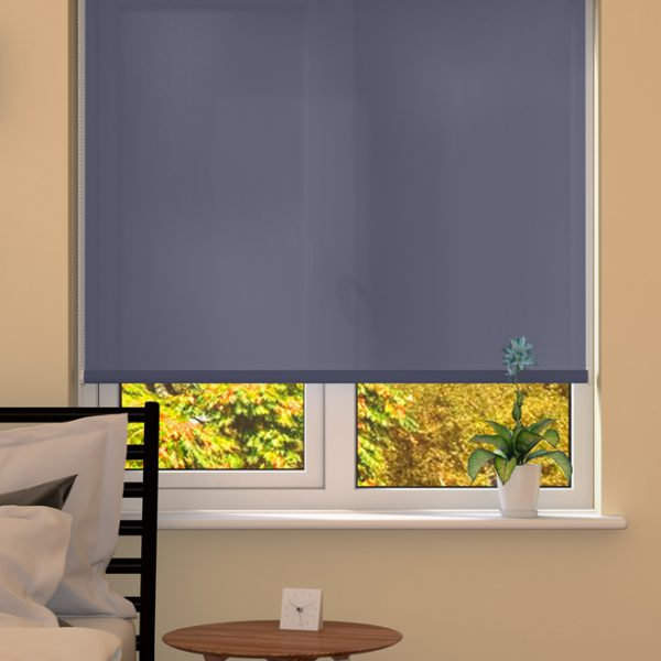 Denim Roller Blind