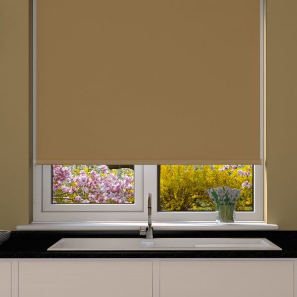 Harvest Blackout Roller Blind
