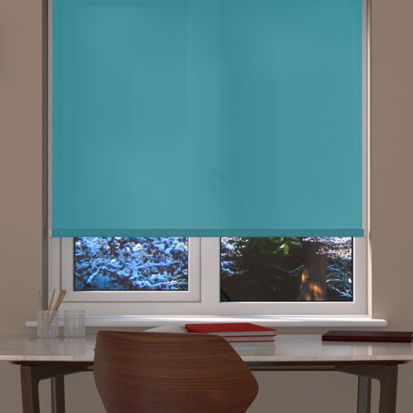 Kingfisher Roller Blind