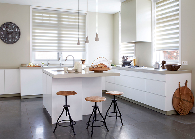 pic kitchen blinds duette