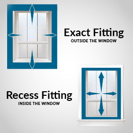 Measure And Fitting Guides Blinds Direct Online