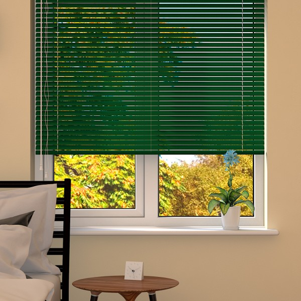Green Venetian Blinds Custom Venetian Blinds From 163 16