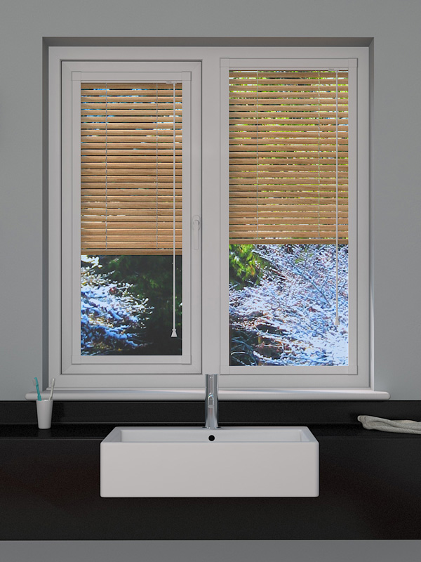 Aliwood Birch Perfect Fit Venetian Blind Blinds Direct