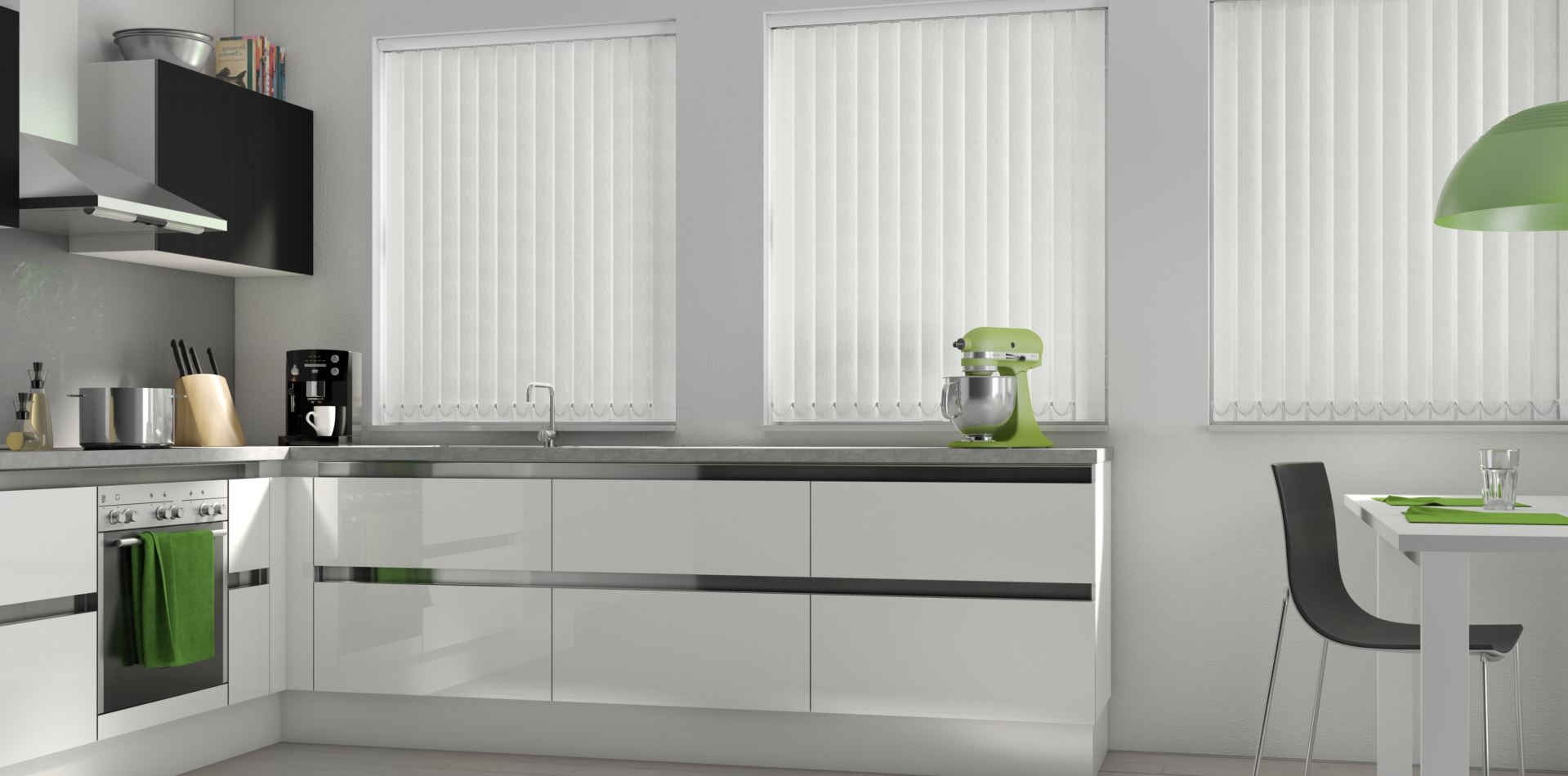 Modern Kitchen Blinds Low Prices Blinds Direct Online