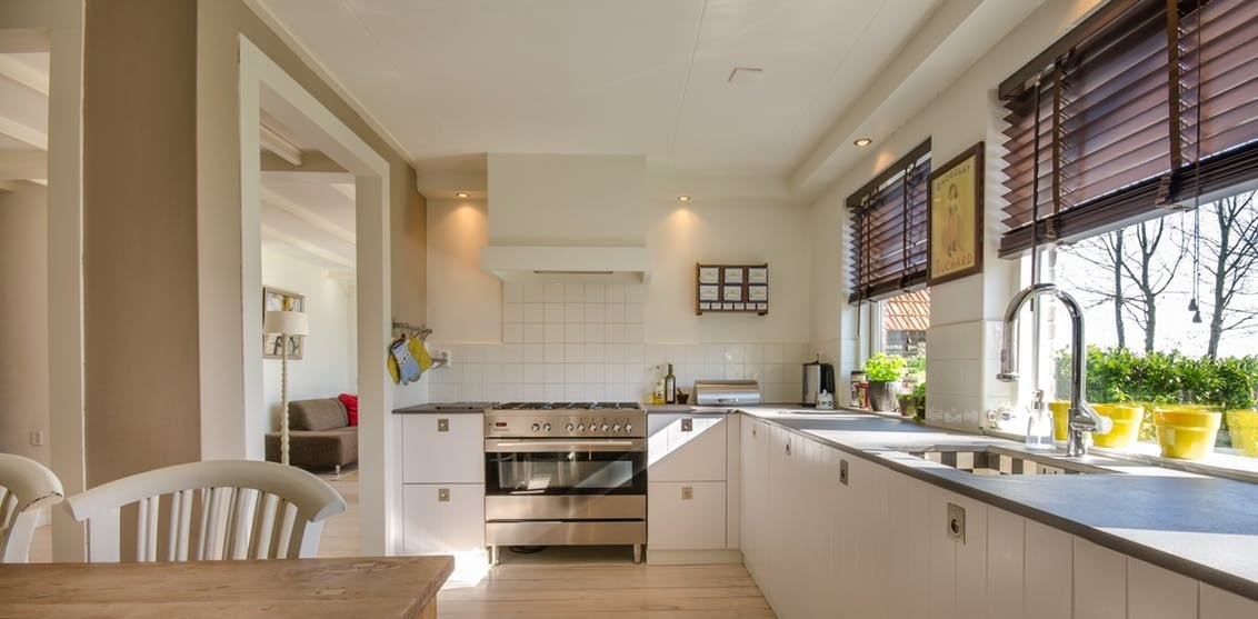 Kitchen Blinds - Low Prices | Blinds Direct Online