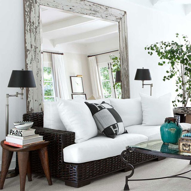 How-Make-Small-Room-Look-Bigger-Mirrors