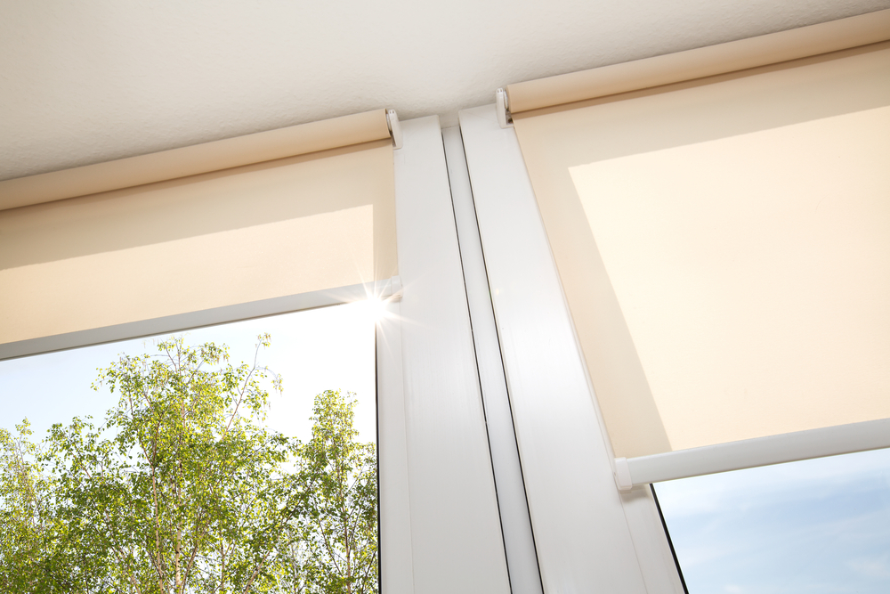 door blinds magnetic roller door blinds our are made to measure direct online
