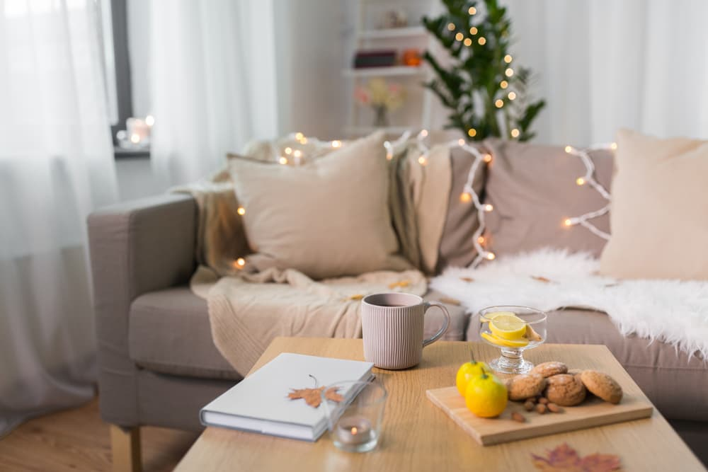 How To Cosy Up Your Living Room This Winter 6 Tips
